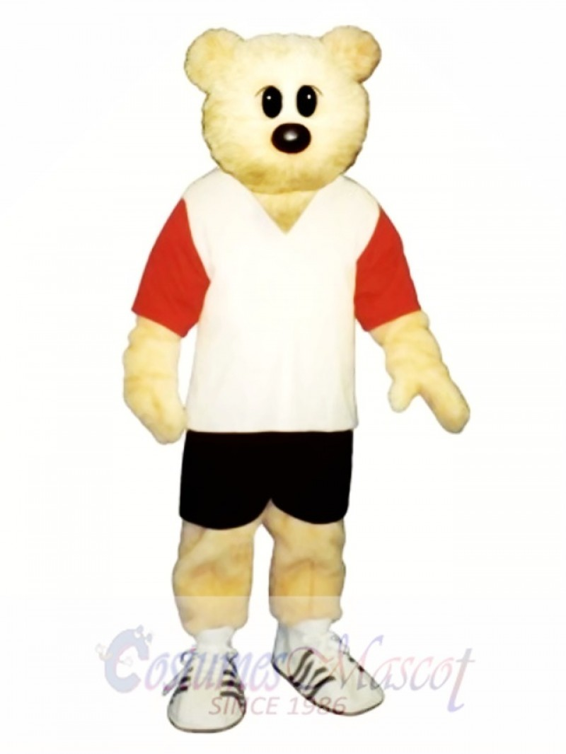 Kindergarten Bear Mascot Costume