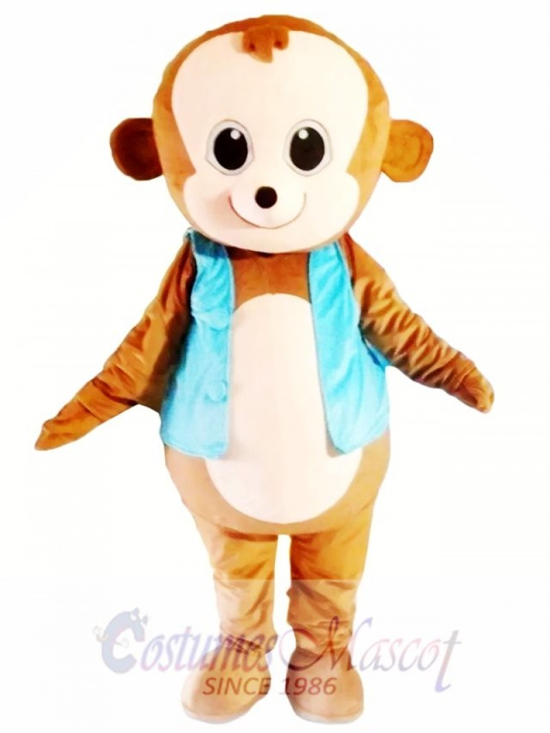 Monkey Mascot Costumes