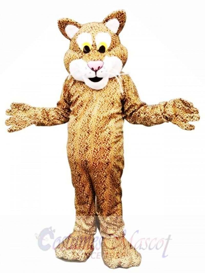 Leopard Tiger Mascot Costumes
