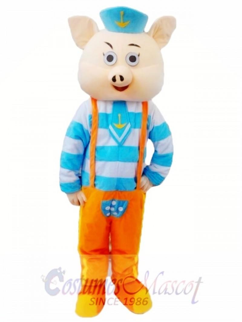 Cartoon Pig Mascot Costumes