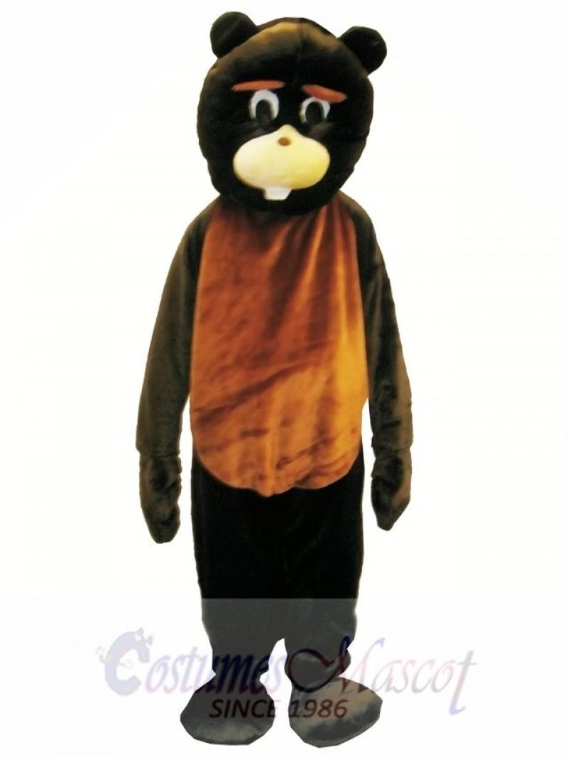 Beaver Professional Mascot Costume