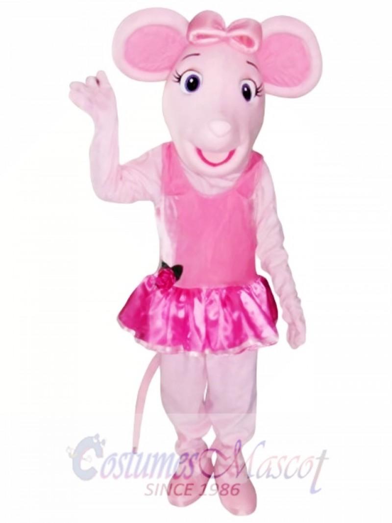 Angelina Ballerina Pig Mascot Costumes