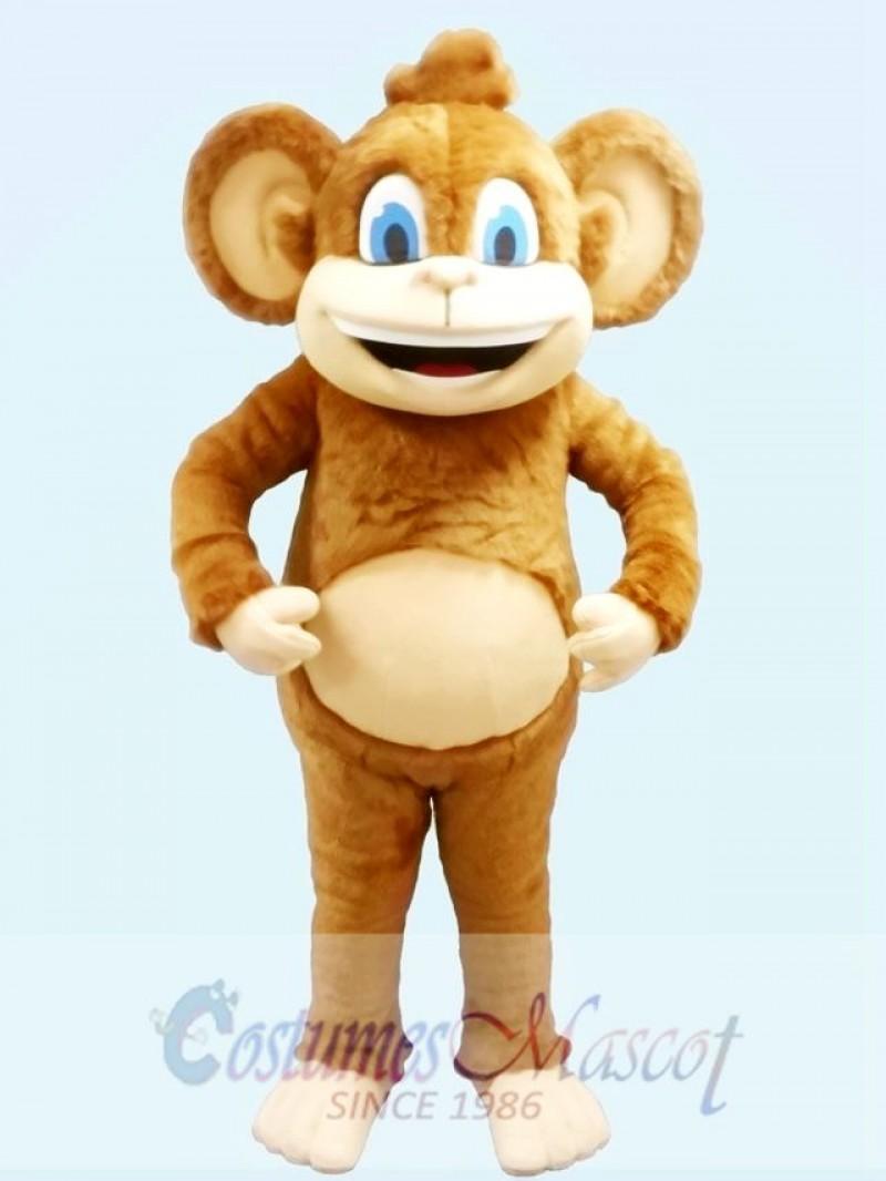 Safari Monkey Mascot Costume