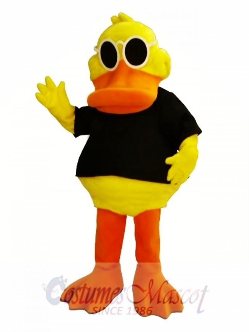 Cool Duck Mascot Costume
