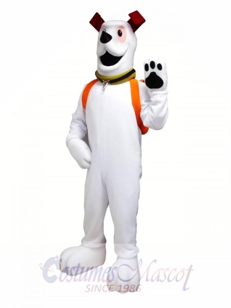 Scholar Dog Mascot Costume