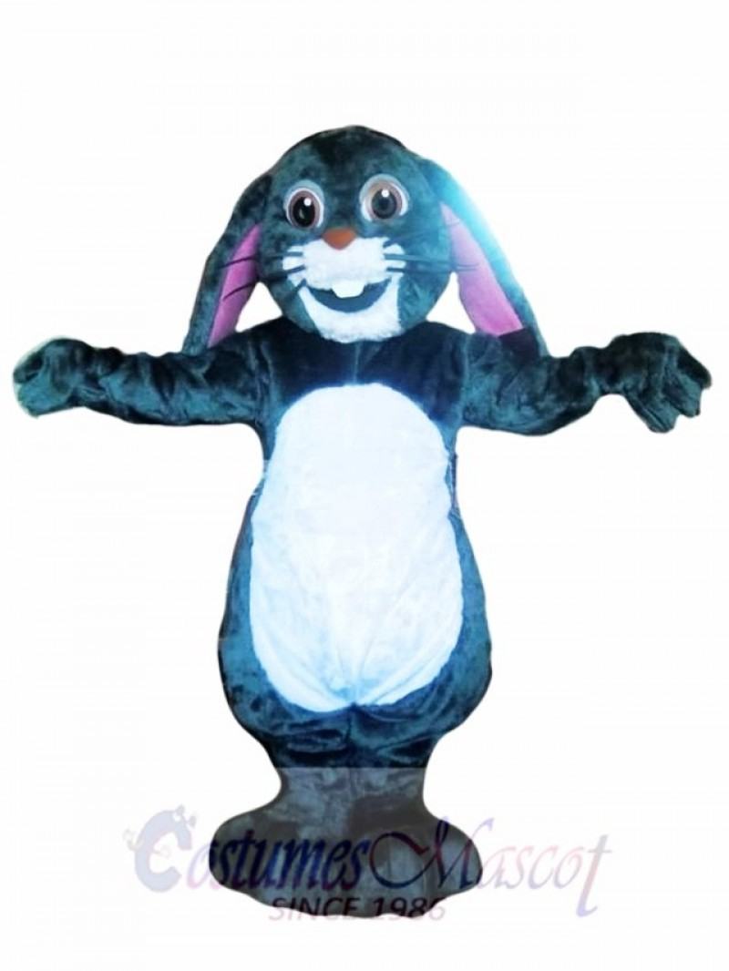 Funny Easter Bunny Mascot Costume