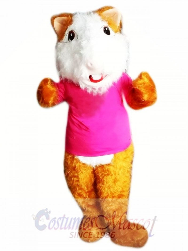 Hamster Mascot Costume Adult Costume