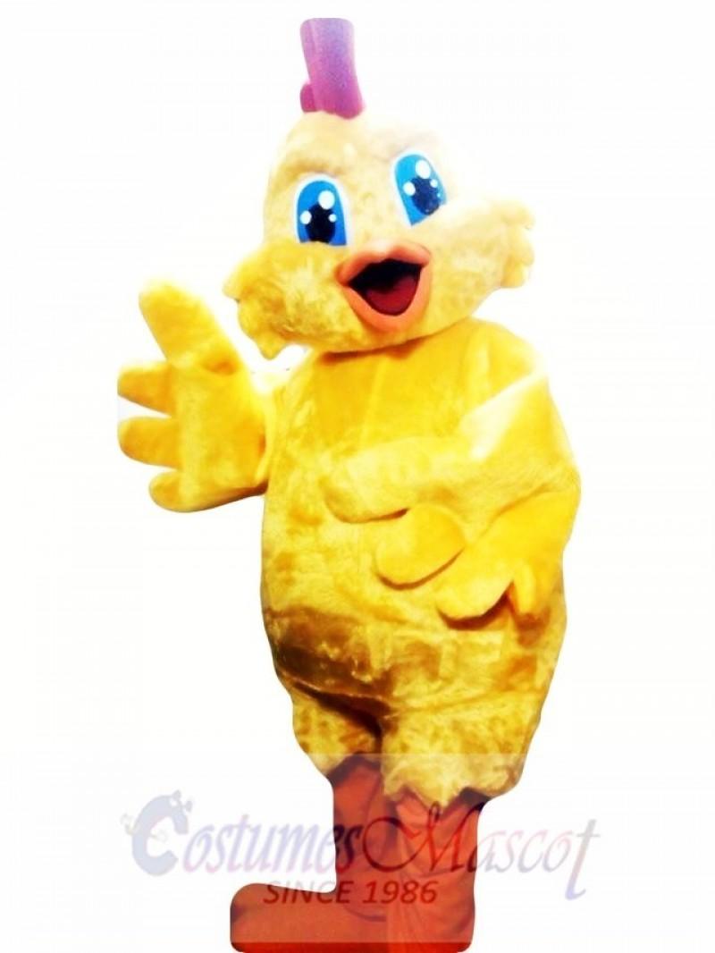 Chick Chicken Mascot Costume Adult Costume