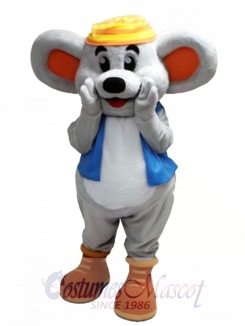 Cute Mouse Mascot Costume