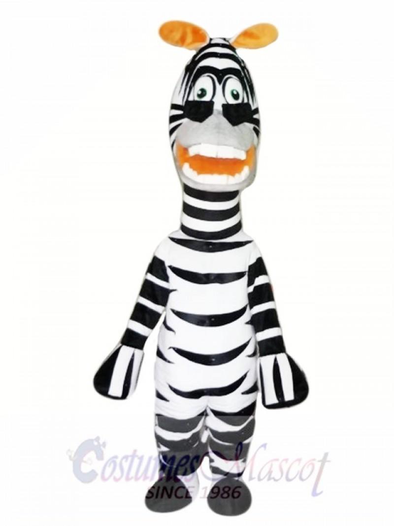 Cartoon Zebra Mascot Costumes