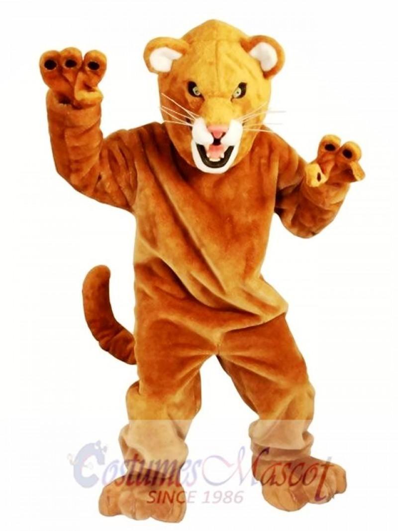 Mountain Lions Mascot Costume