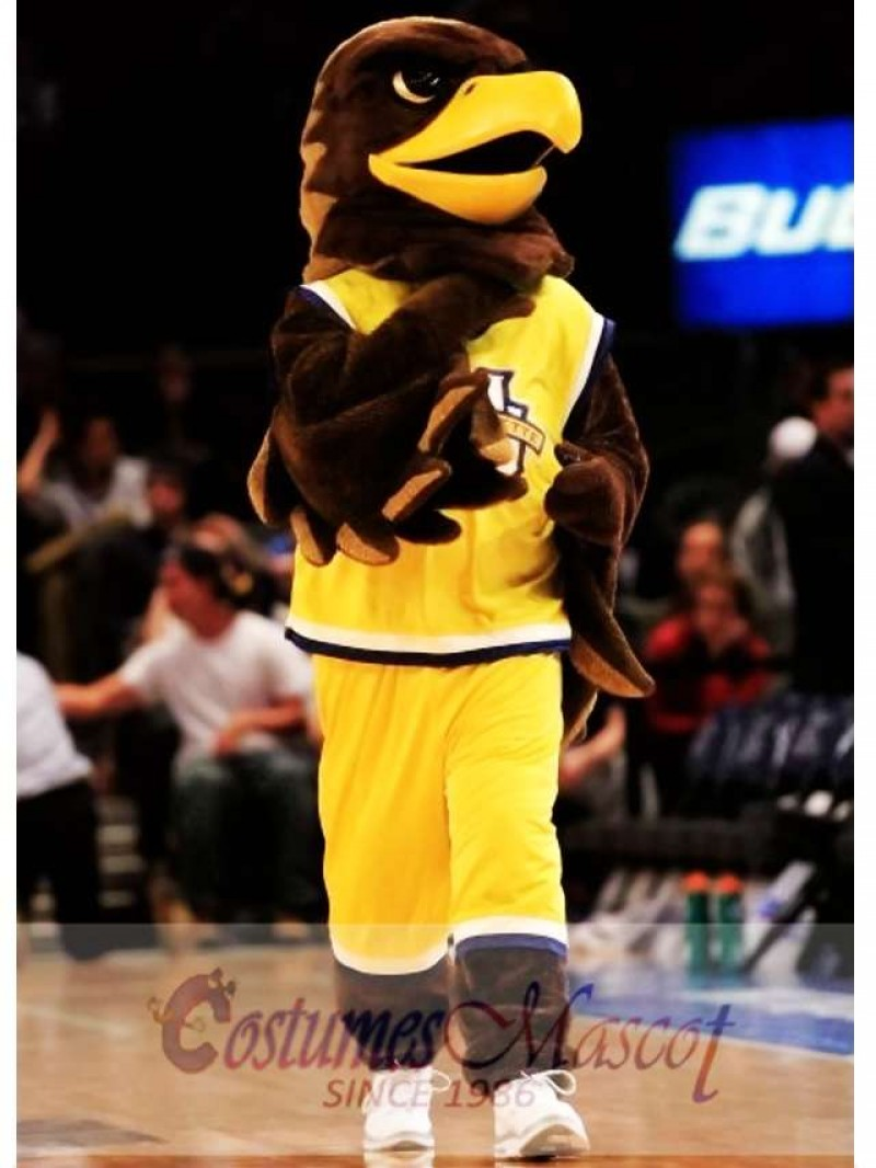 Basketball Eagle Mascot Costume