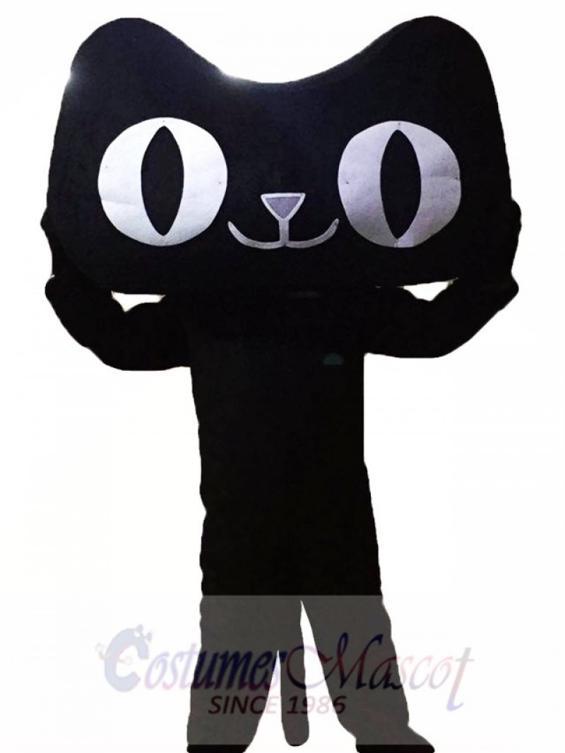 Black Cat Mascot Costumes