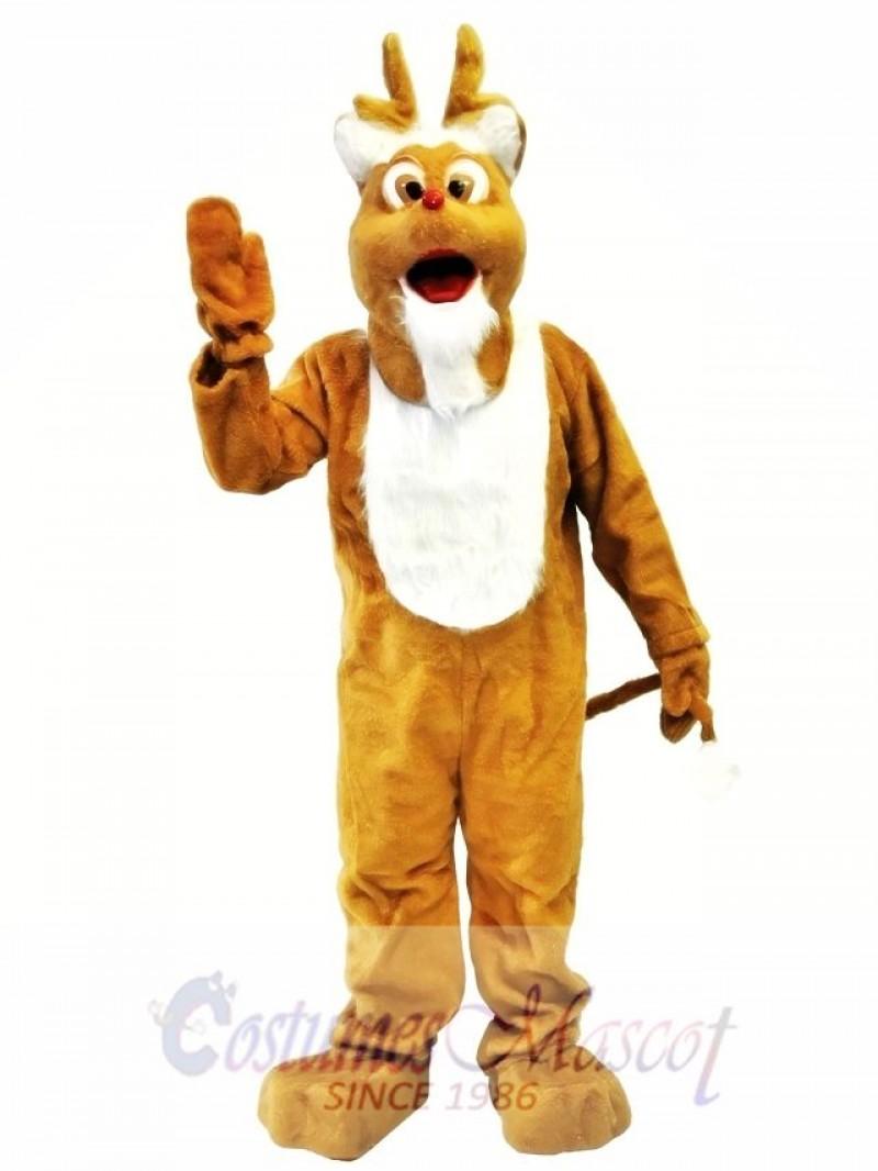 Lovely Reindeer Mascot Costume