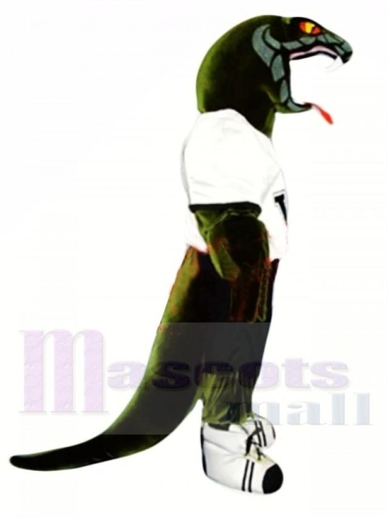 Sport Viper Mascot Costume