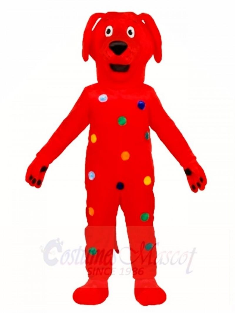 Red Dachshund Dog Mascot Costumes Animal