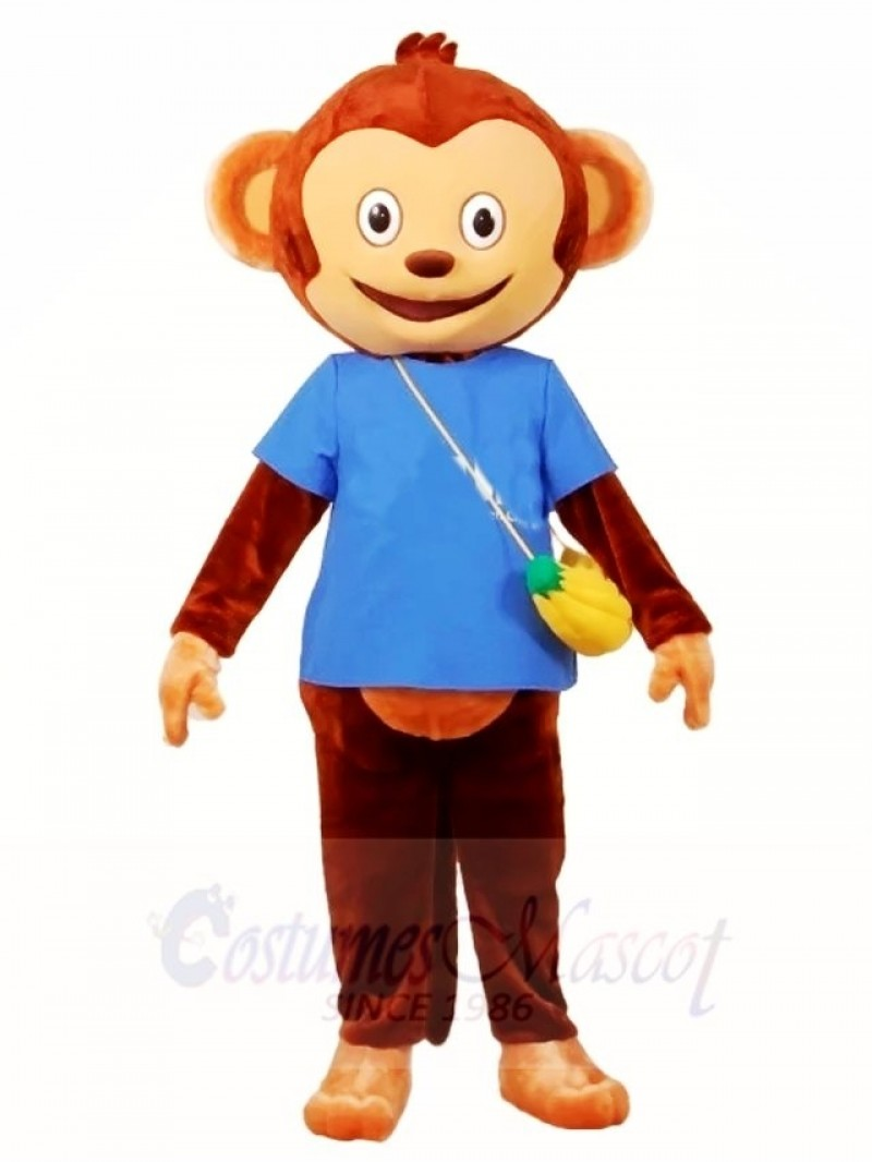 Funny Monkey Mascot Costumes Animal