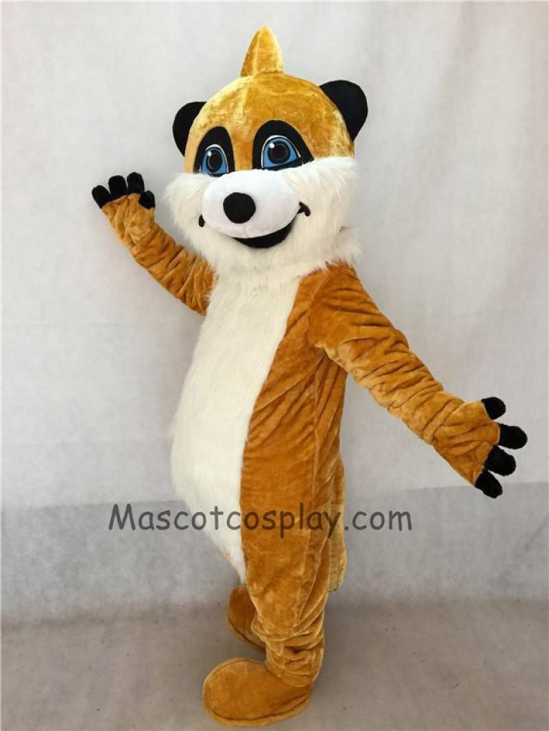 High Quality Cute Realistic Animal Meerkat Mascot Costume
