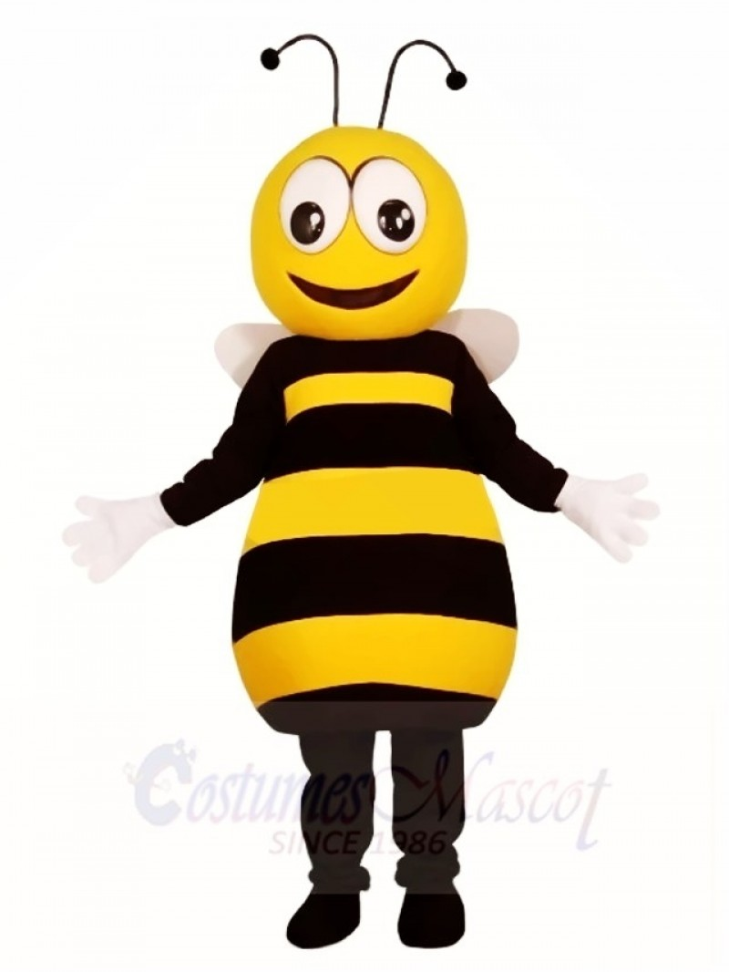 Big Eyes Bee Mascot Costumes Insect