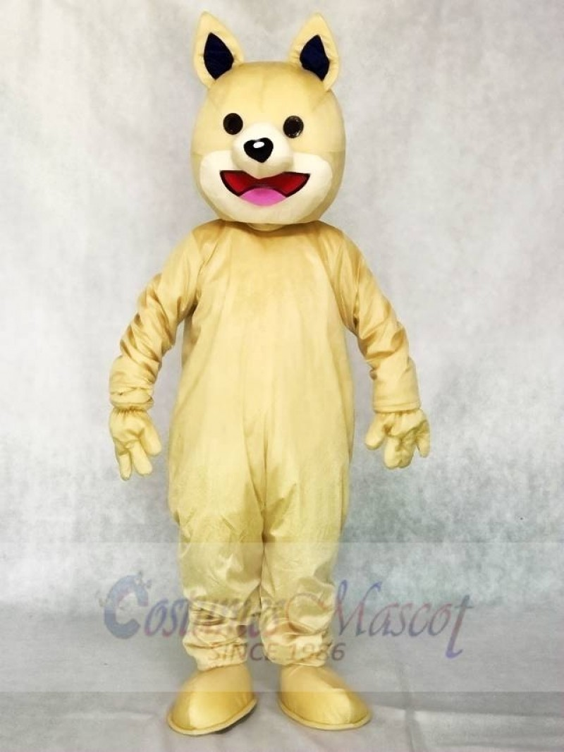 Parky Dog Mascot Costumes Animal