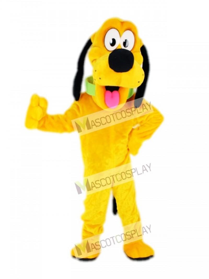 Cartoon Dog Adult Mascot Funny Costume