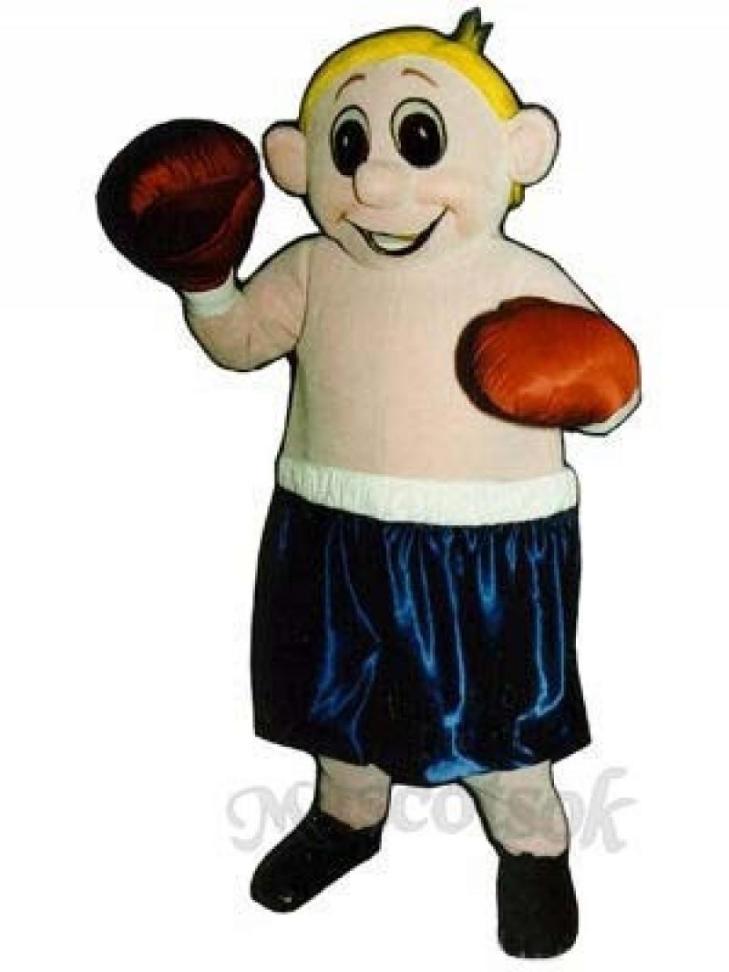 Prize Fighter Mascot Costume