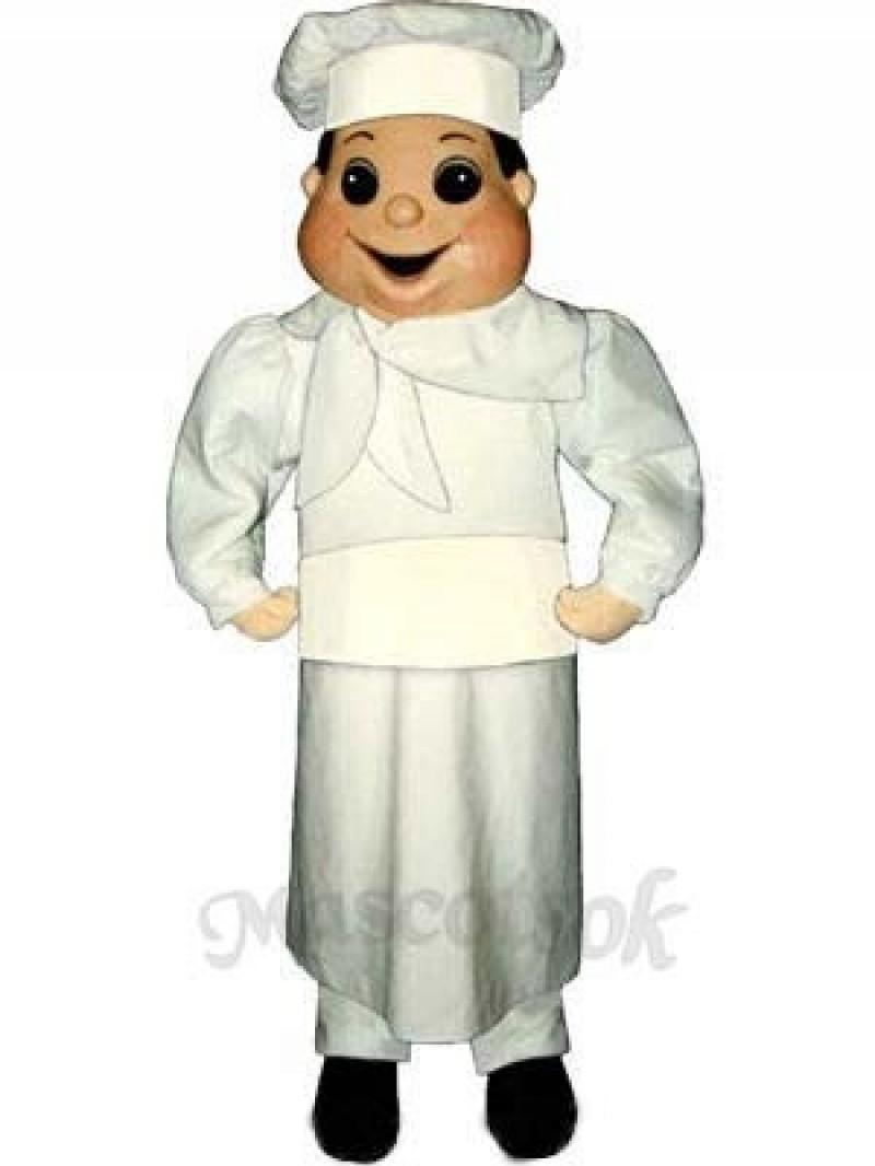 Jolly Baker Mascot Costume