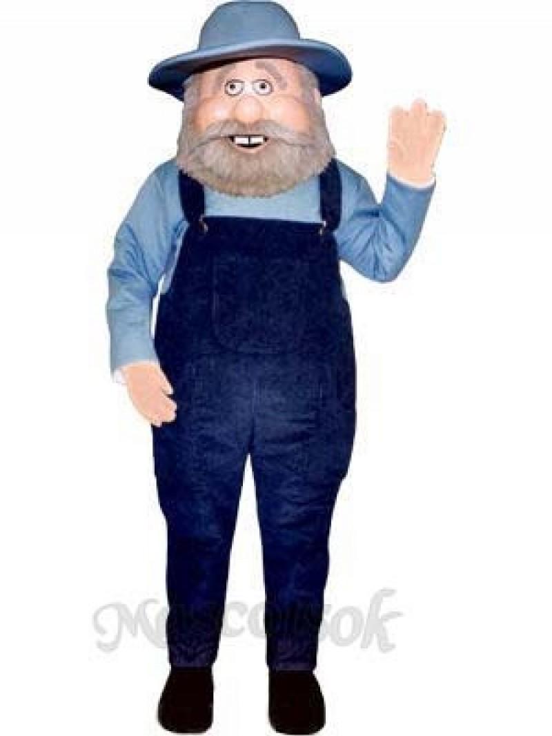 Prospector Mascot Costume