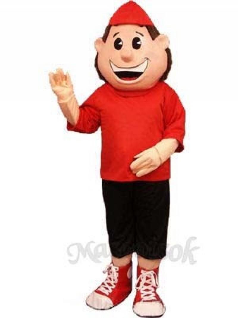 Jr. Jock Mascot Costume