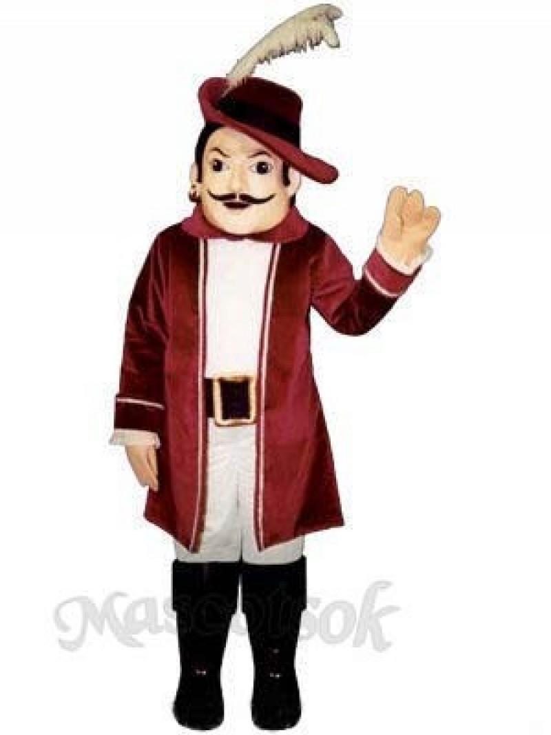 Cavalier Mascot Costume