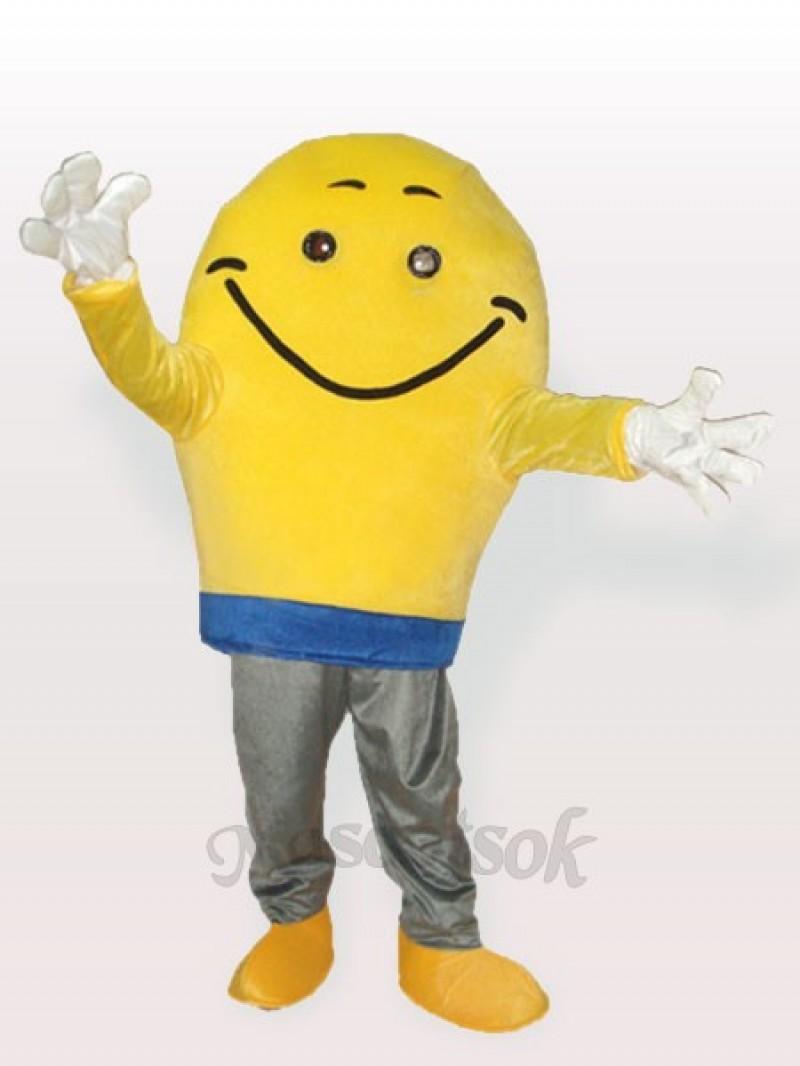 Potato Boy Adult Mascot Costume