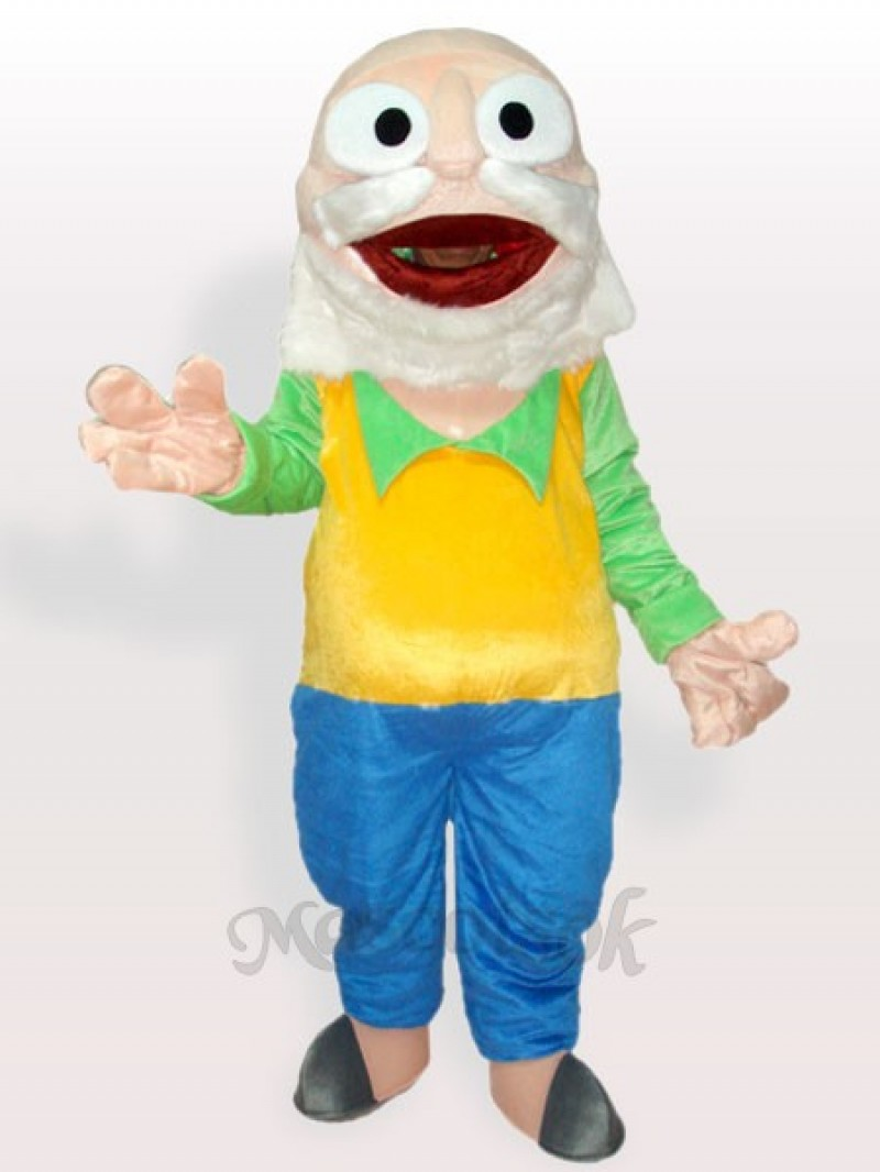 Doctor Du Adult Mascot Costume