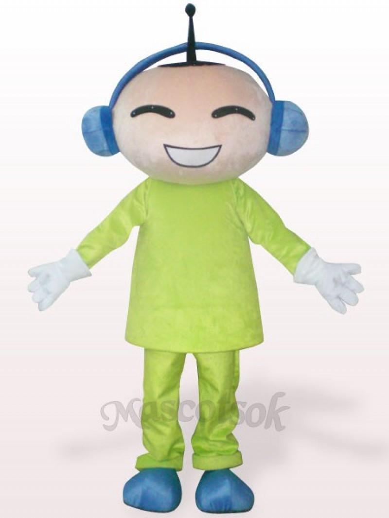 Antenna Doll Plush Adult Mascot Costume