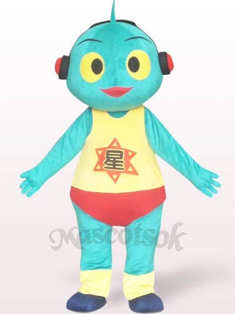 Lovely Mars Doll Plush Adult Mascot Costume