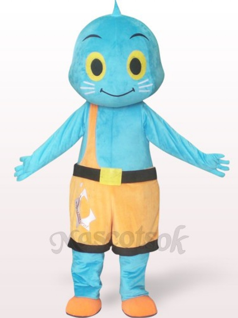 Mars Doll Plush Adult Mascot Costume