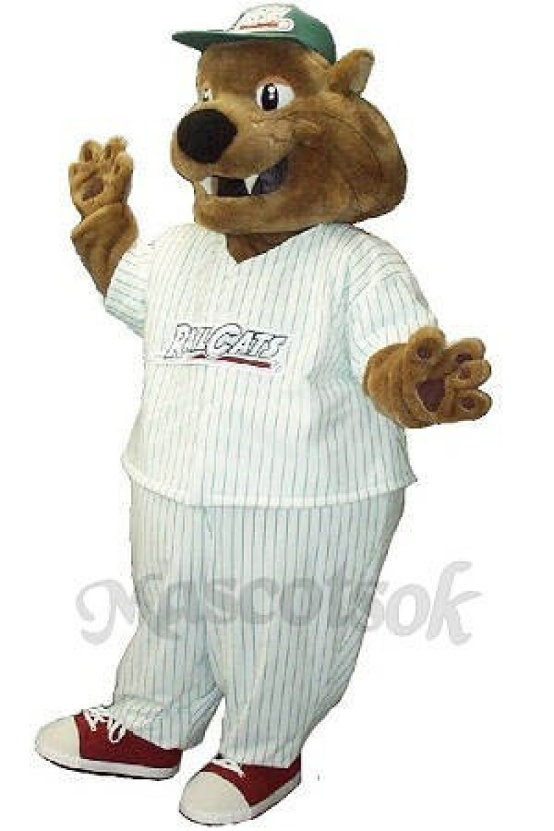 Rusty Railcat Mascot Costumes