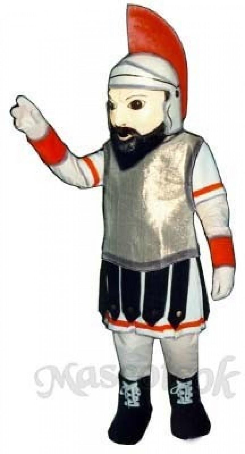 Gladiator Mascot Costume