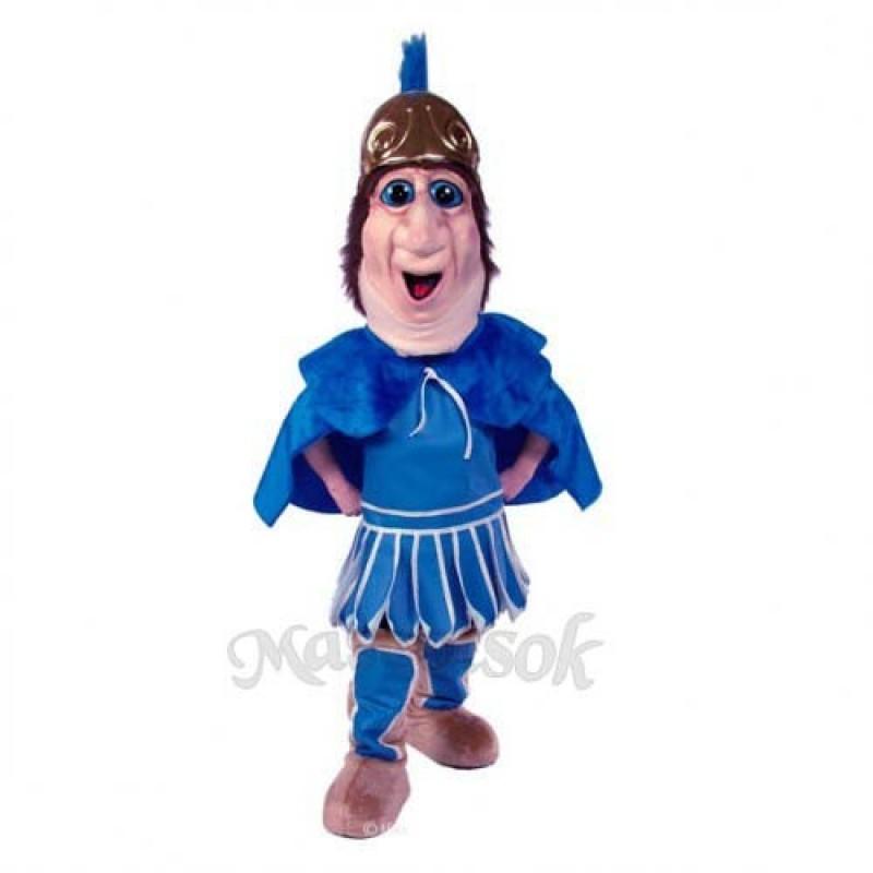 Comic Trojan Mascot Costume