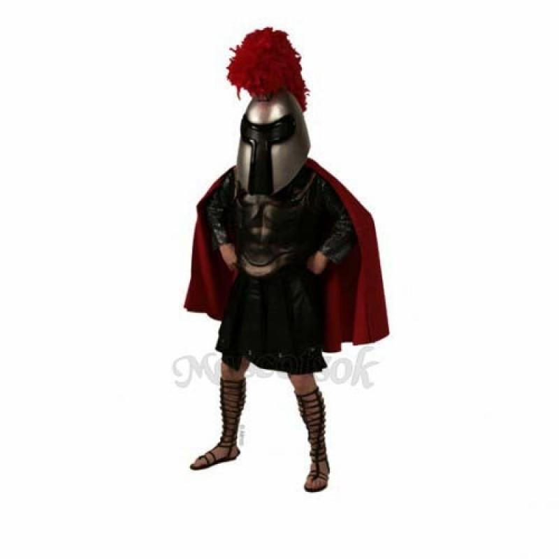 Warrior Mascot Costume