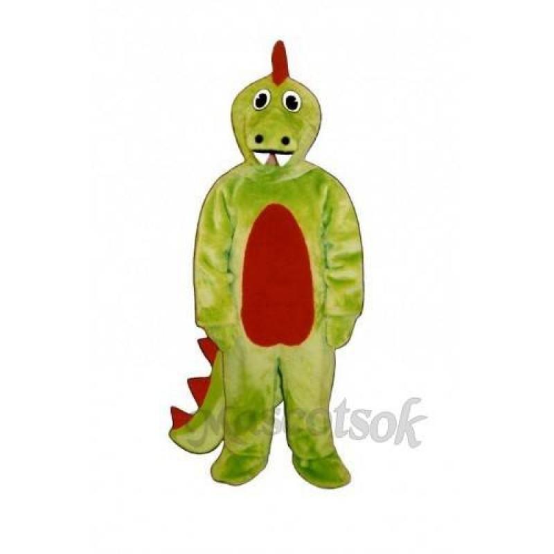 Cute Dragon Mascot Costume