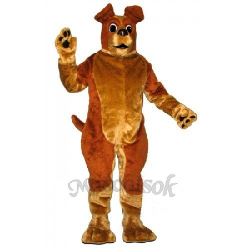Cute Pound Puppy Dog Mascot Costume