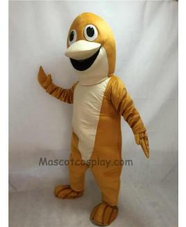 Cute Cuddly Cod Mascot Costume