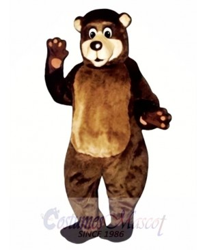 Grandpa Bear Mascot Costume