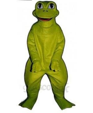 B.L. Frog Mascot Costume