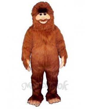 Big Foot Mascot Costume