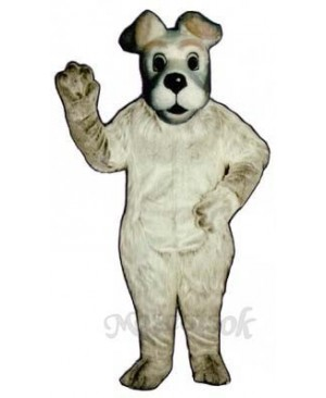 Terrier Dog Mascot Costume