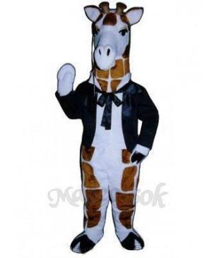 Gaylord Giraffe Mascot Costume