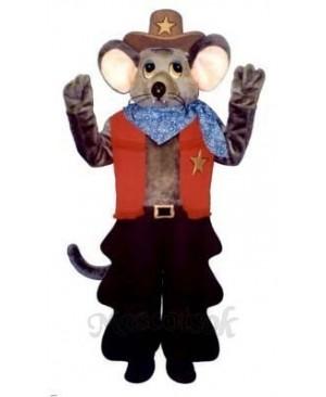 Wyatt Rat Mascot Costume