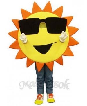Mr. Shine Mascot Costume
