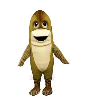 Cuddly Cod Mascot Costume